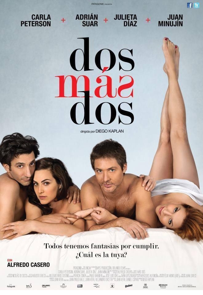 Dos Mas Dos Poster