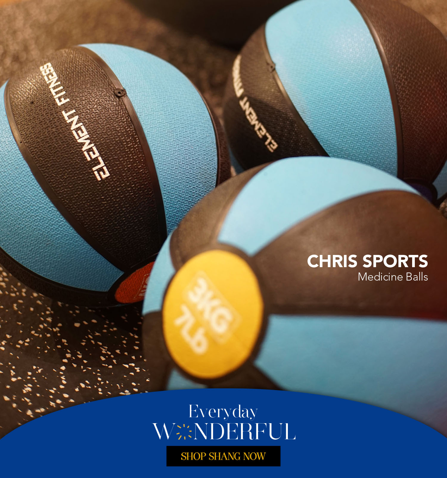 Medicine Balls from Chris Sports