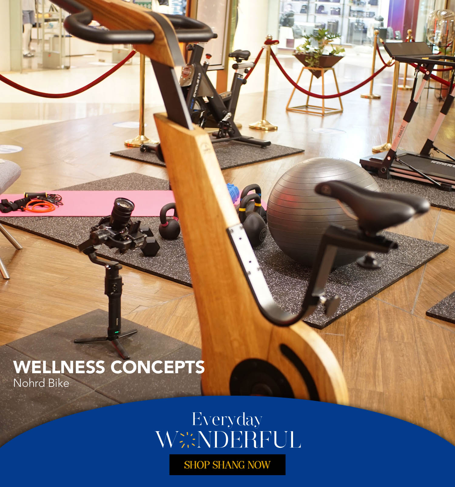 Nohrd Bike from Wellness Concepts