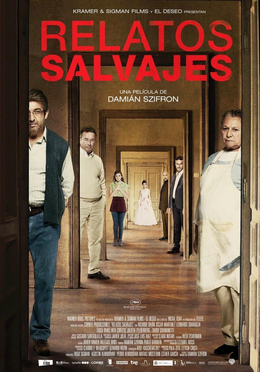 Relatos Salvajes Poster