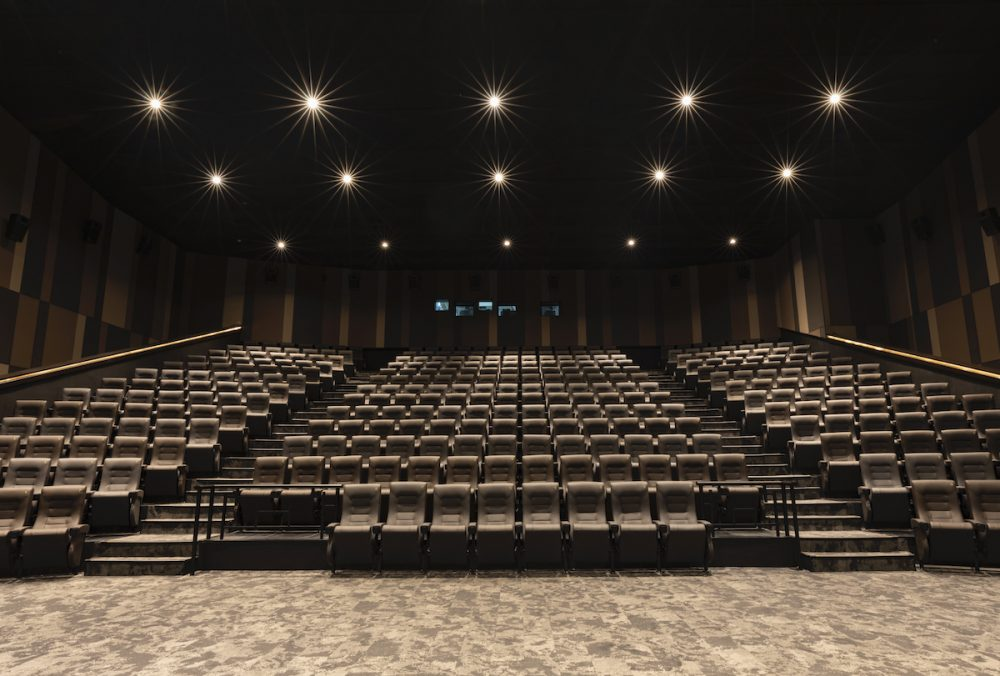 Shang Red Carpet Cinema Interior