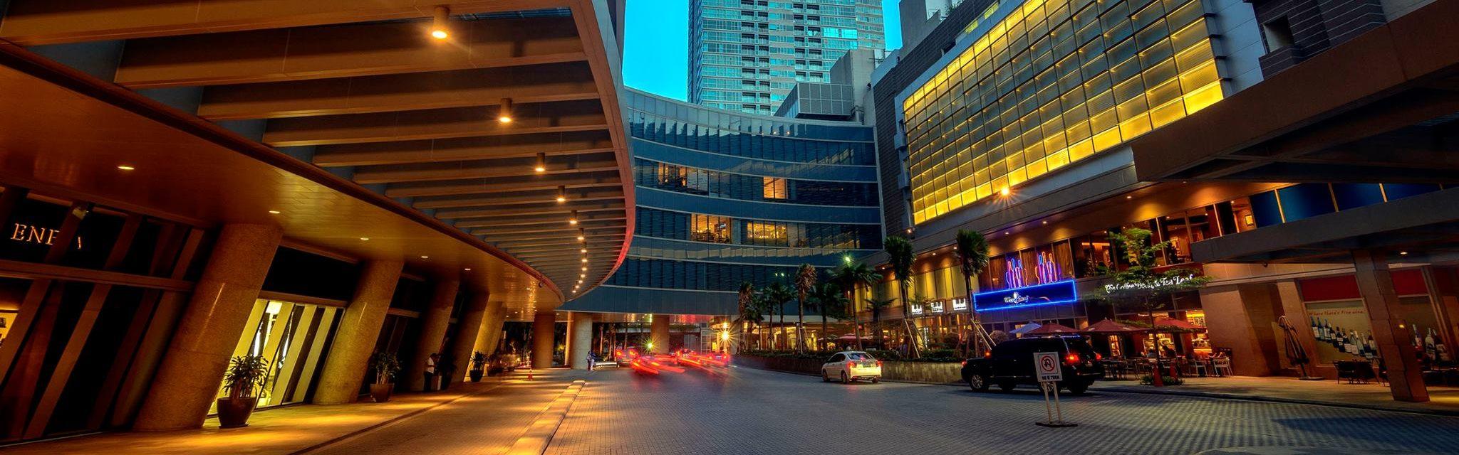 Shangri-La Plaza Exterior Facade