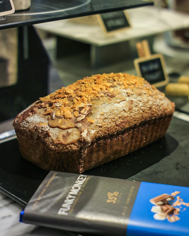 The Bakeshop Banana Bread