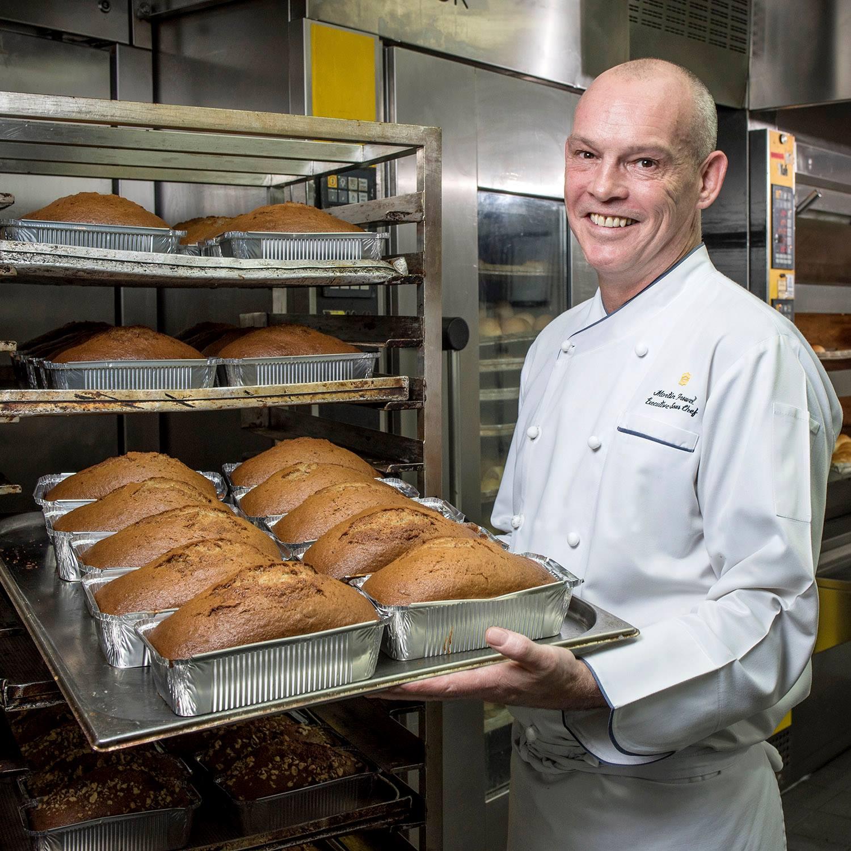 The Bakeshop Fresh Banana Bread