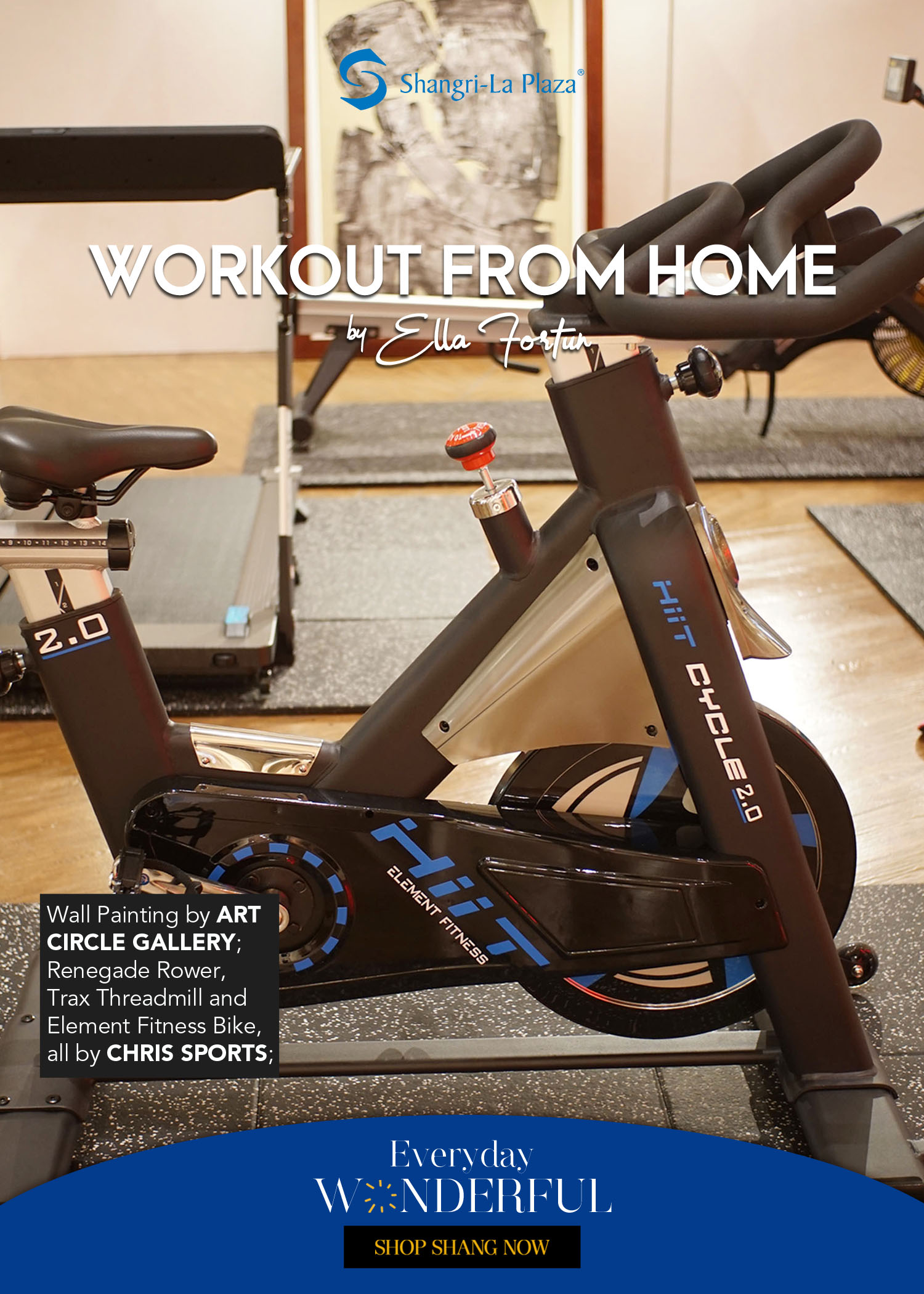 Workout from Home featured image