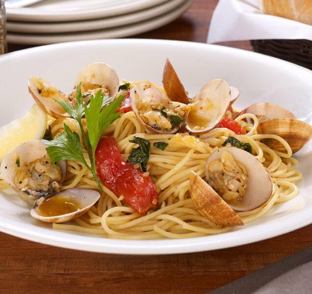 A photo of Italiaani's spagheti vongole