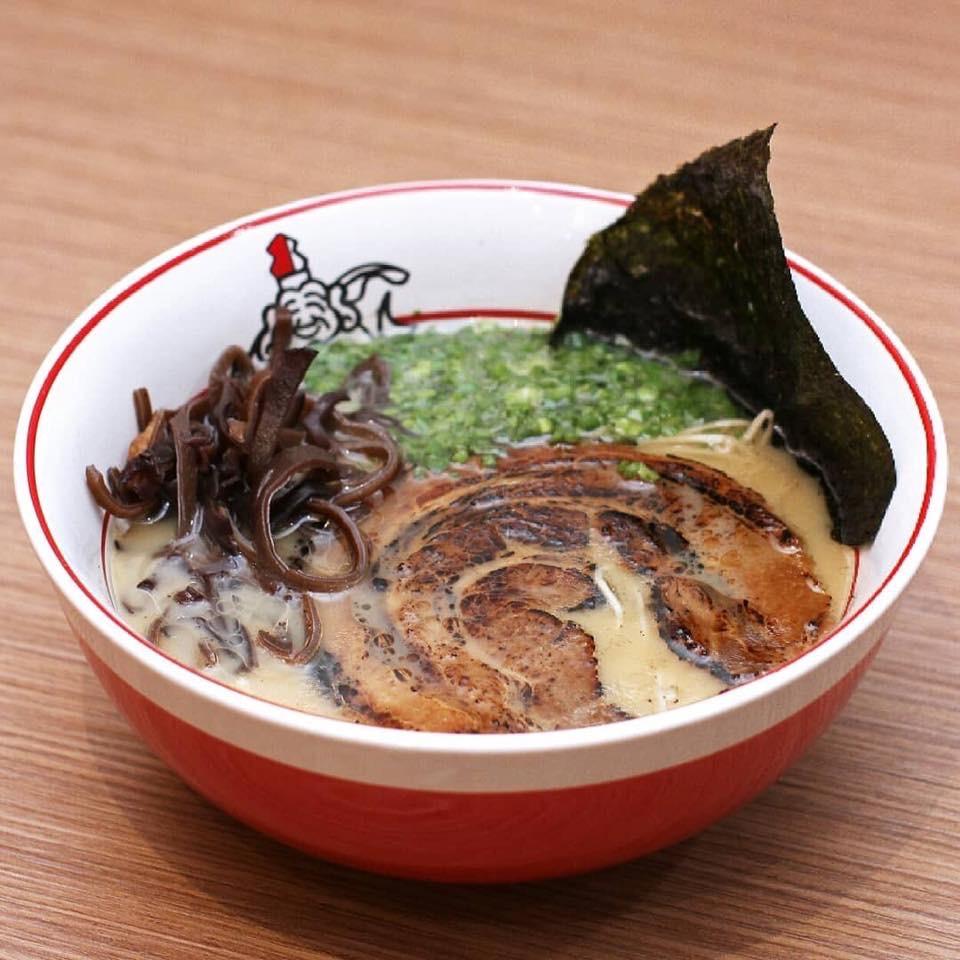Ikkoryu miso tonkotsu ramen