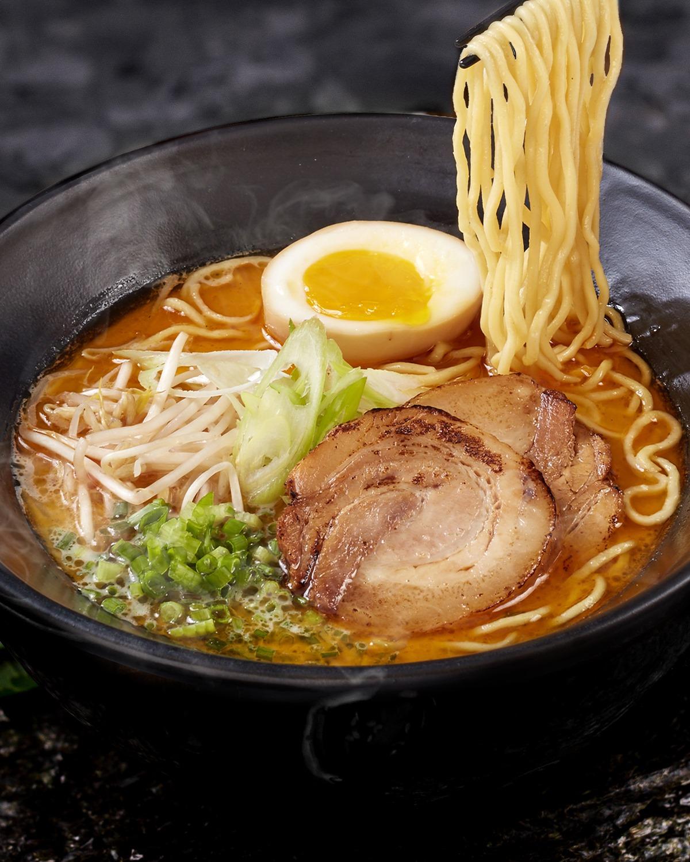 Watami spicy miso ramen