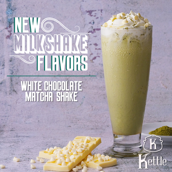 Beat the heat with these new drinks from Kettle