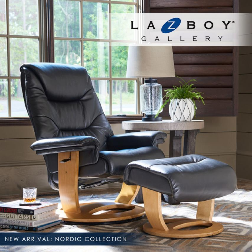 Discount on the New Nordic Collection at La-Z-Boy