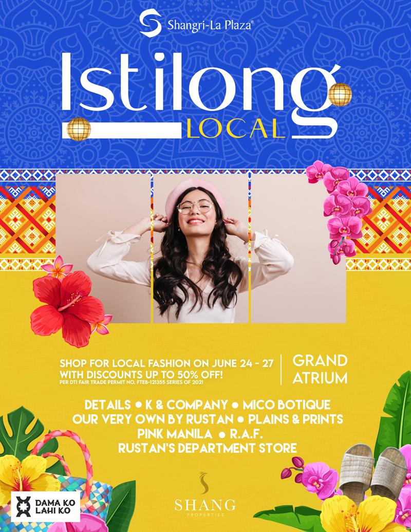 Istilong Local at Shang