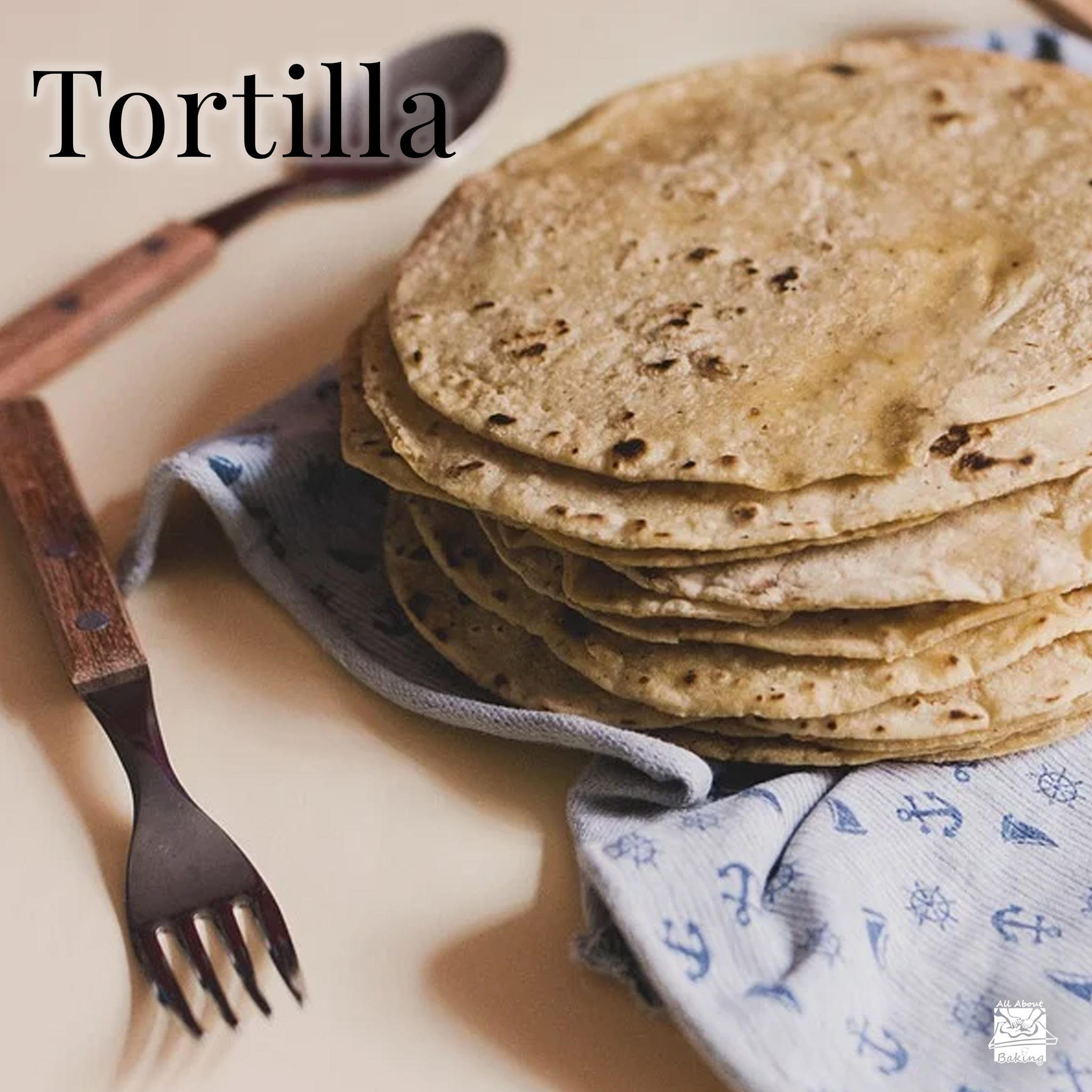 DIY Tortilla from All About Baking